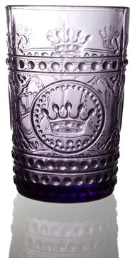 Louis Tumbler - Amethyst transitional-cups-and-glassware