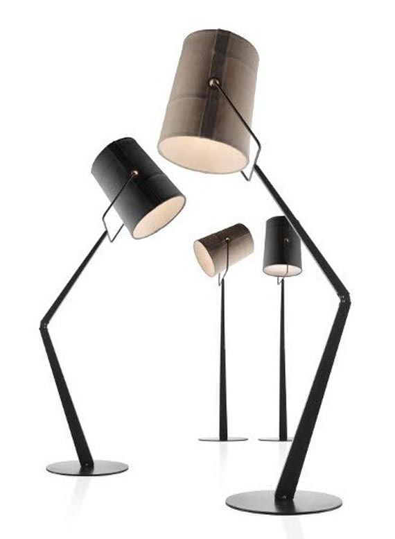 Foscarini Diesel Fork Floor Lamp   The Fork Lampshade Is Inspired By Casual  Fashion, By Campsite Tents And By An Informal, Playful And Dynamic  Lifestyle.