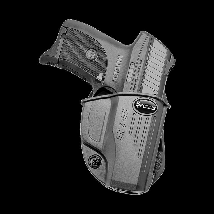 Fobus Holsters and Mag Pouches for Ruger LC9, LC9s and LC380
