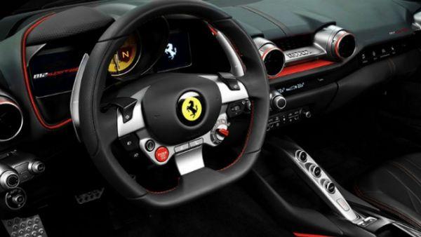 Ferrari Suv Interior Ferrari Suv Car