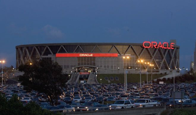 Oracle Arena Guide: Amenities, Attractions, Parking  Our Oracle Arena Guide outlines all of the information you need when visiting this historic arena in Oakland, California including amenities, attractions, parking and more!  #arena #arenainfo #concerts #events #sports #stadium #venue #oakland #california