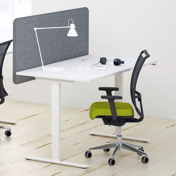 bildergebnis fr akustikpaneele schreibtisch - Herman Miller Tischsysteme