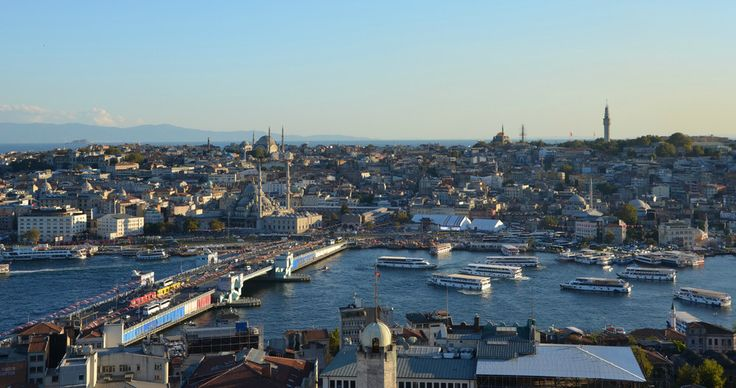 Istanbul from the Galata Tower - Copyright European Best Destinations