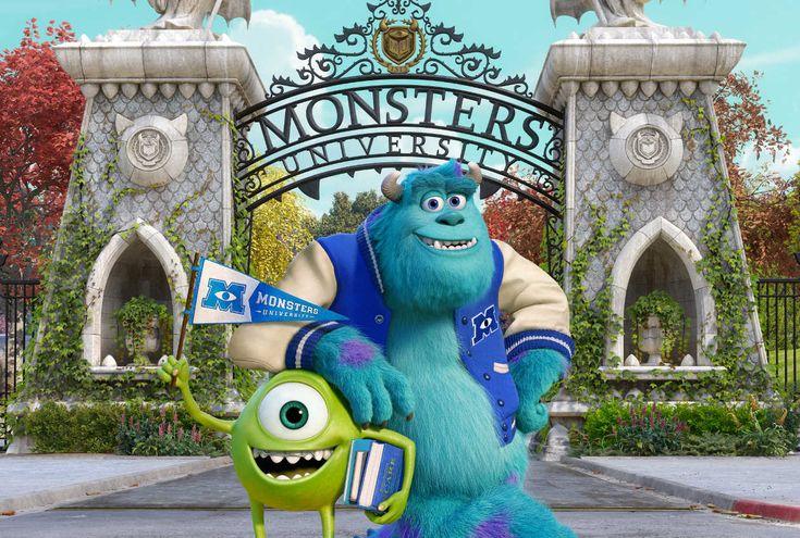 Monster Inc. University presenta nuevo tráiler
