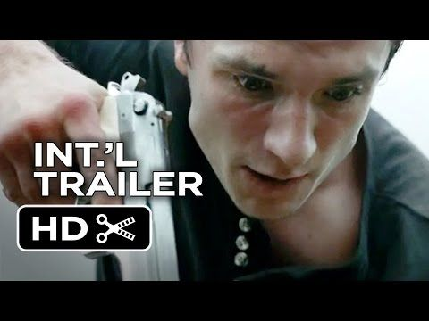 Paradise Lost Official International Trailer #1 (2014) - Josh Hutcherson Movie HD - YouTube