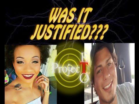 WAS IT JUSTIFIED??? PROJECT ETO: KORRYN GAINES & DYLAN NOBLE