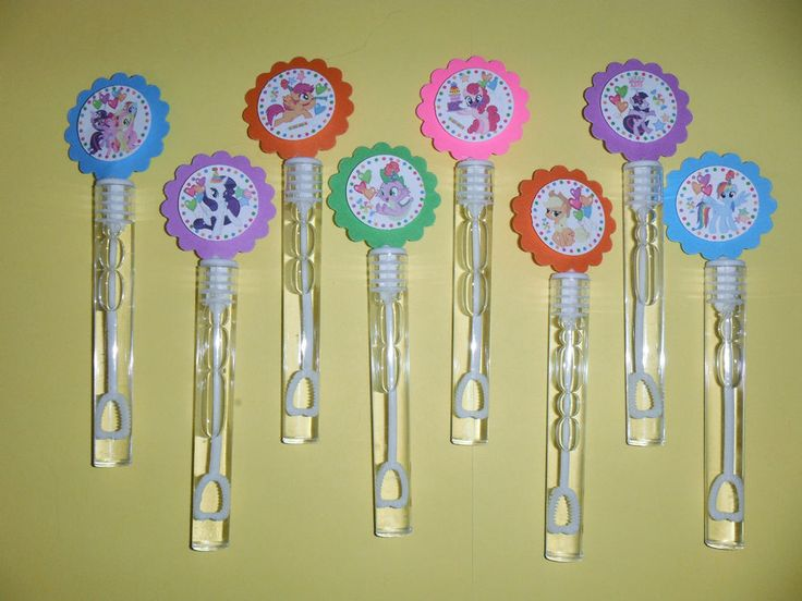 1000 images about little pony on pinterest my little for Mini bubble wands