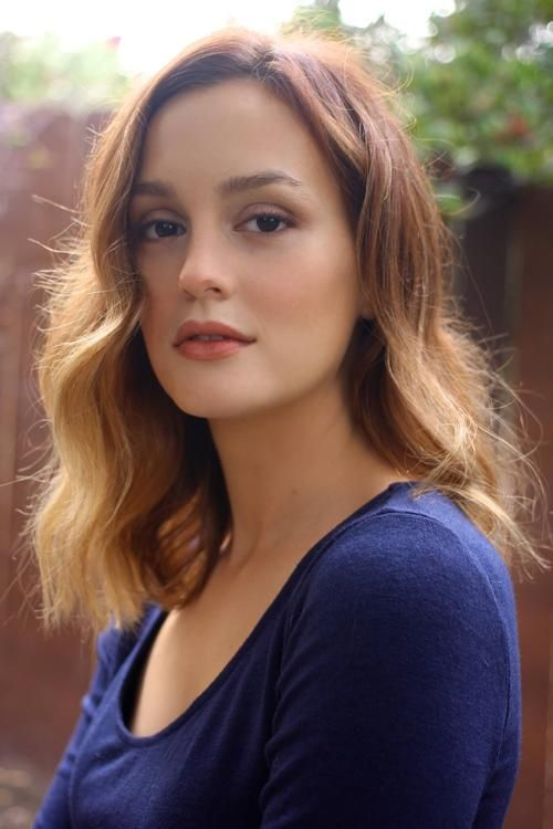 A Leighton Meester photoshoot + Behind the scenes of her Biotherm campaign