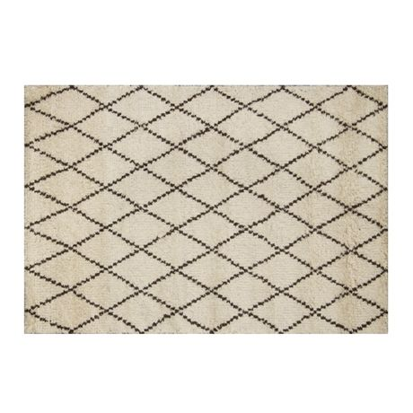 Moroccan Boxes Floor Rug 160x230cm was $349, NOW $244 #absolutelyeverythingsonsalesale #freedomaustralia