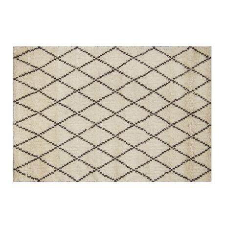 Moroccan Boxes Floor Rug 160x230cm