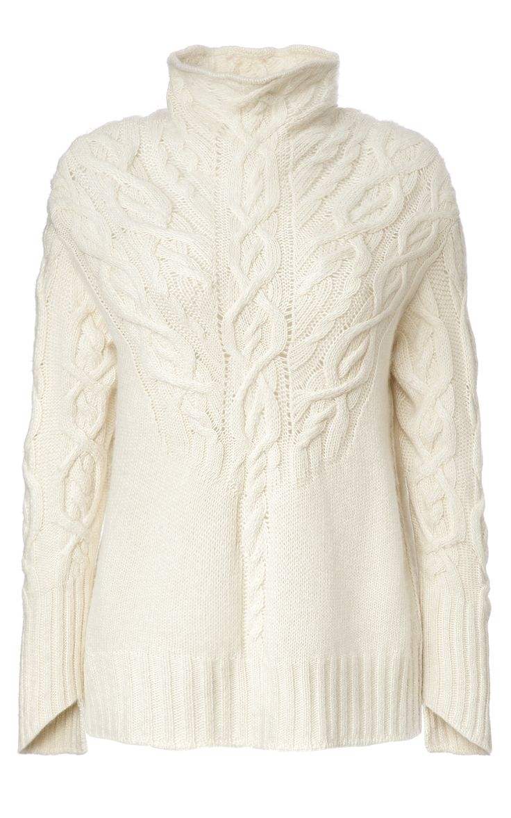 SWEATER NARVIK Turtleneck sweater made of a silk cashmere blend was1.095 € now 547 €