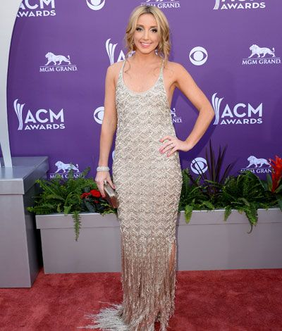Red Carpet American Country Music Awards - Ashley Monroe