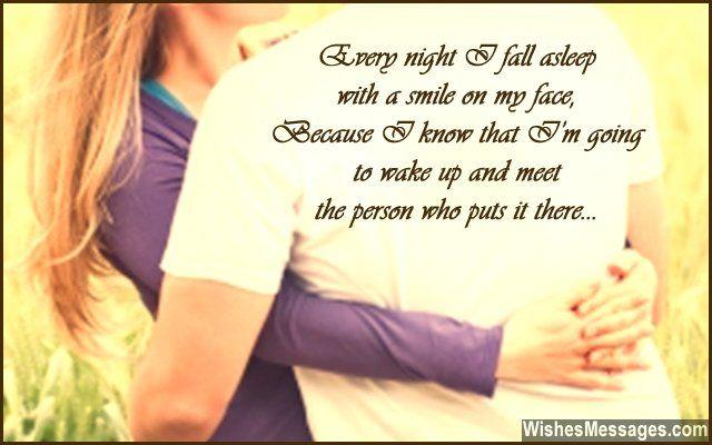 Romantic good night quote--Plus Many More