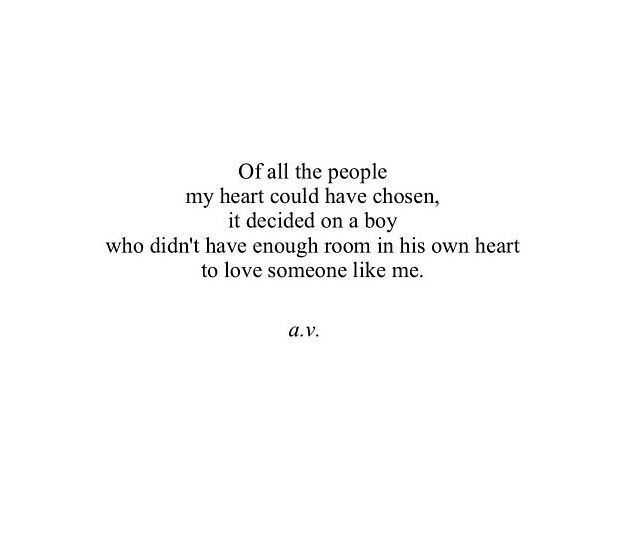 Quotes About Love Unrequited : Unrequited love quote Unrequited Love Pinterest Unrequited love ...