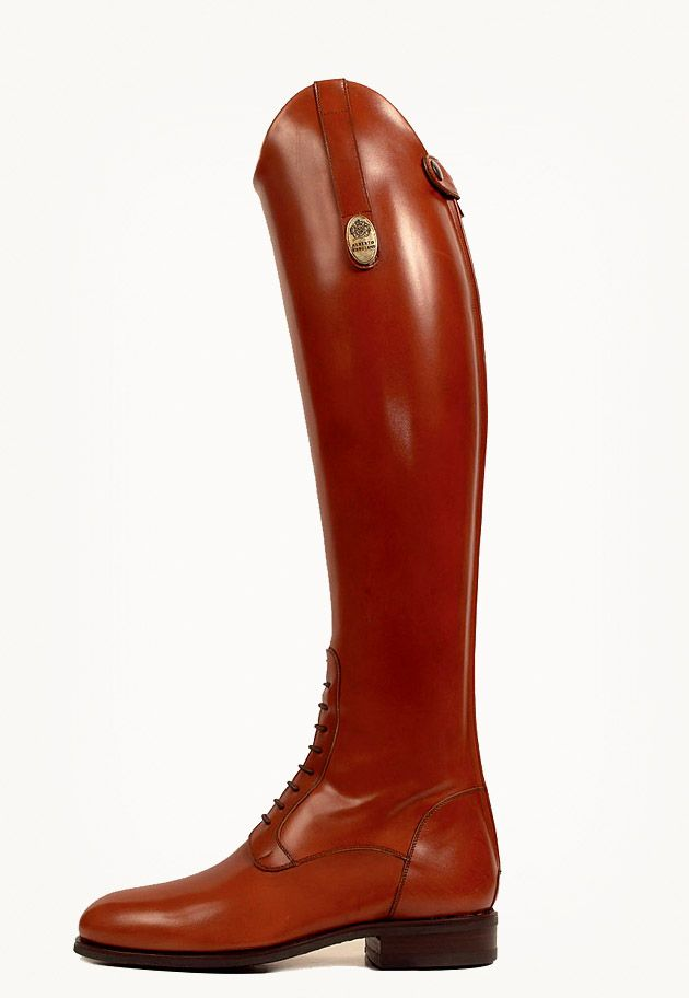 Alberto Fasciani horse riding boots  ( i want a pair of tall boots this color for when I go riding at the barn!)