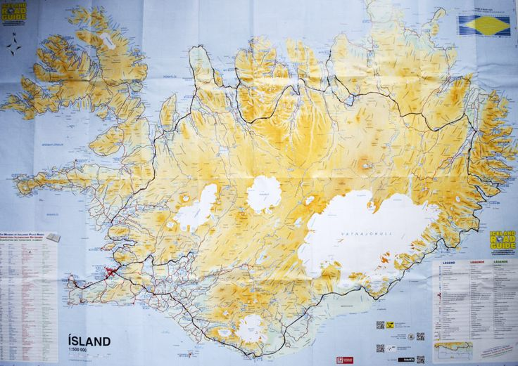 7 Day Iceland Itinerary, the Ring Road