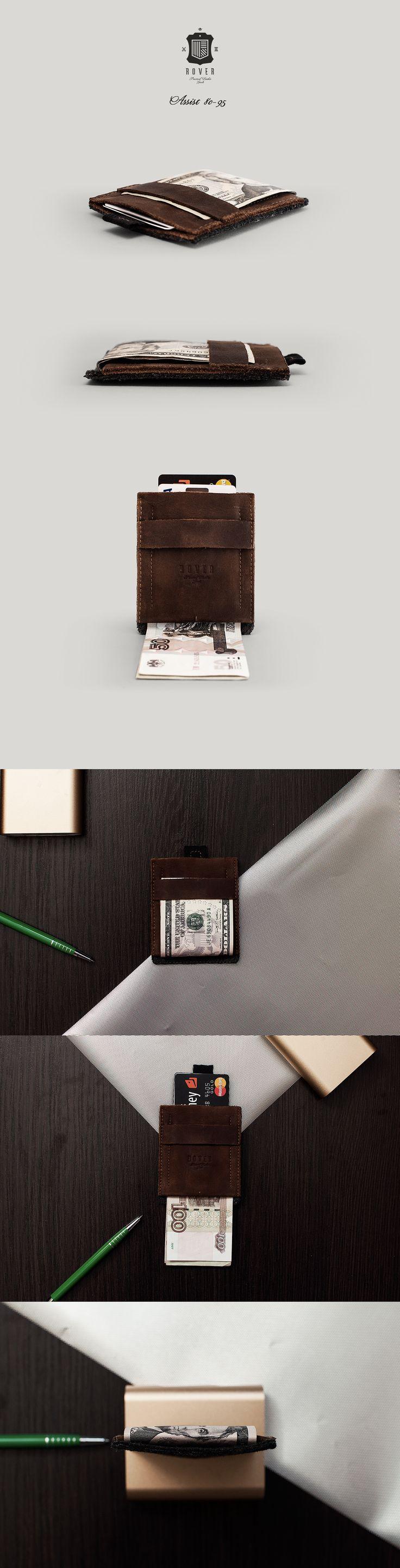 ROVER Assist 80-95 Cardholder & Wallet