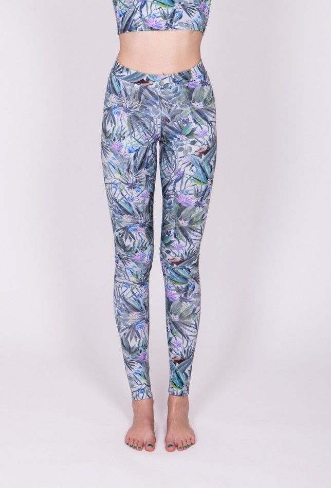 Rebirth Recycled High-Waist Leggings via Under The Same Sun. Click on the image to see more!