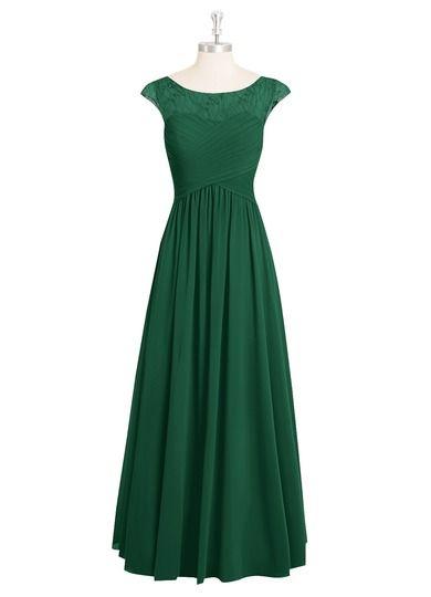 AZAZIE TOBEY. Tobey is a floor-length bridesmaid dress in an A-line/princess cut. #Bridesmaid #Wedding #CustomDresses #AZAZIE