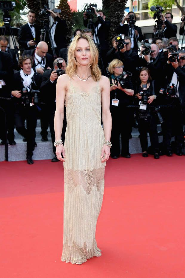 Vanessa Paradis Cannes Film Festival May 2016