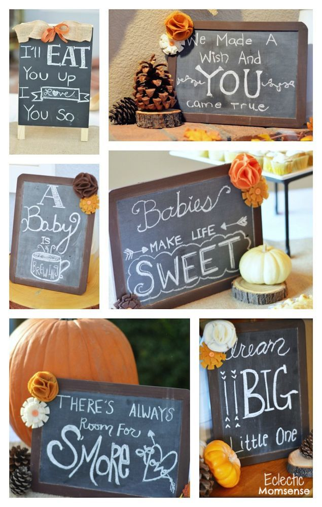 best baby shower images on   fall baby showers, Baby shower invitation
