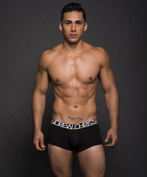 Andrew Christian FlashLift Boxer w/Show-It