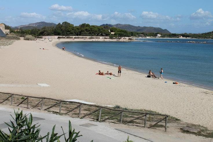 Spiaggia La Banchina