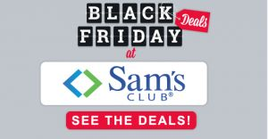 Sam's Club Black Friday Ad 2014
