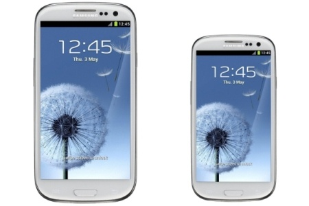 New Samsung Galaxy SIII Mini to debut today