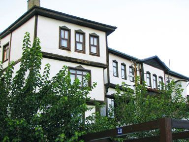 Ankara Beypazarı Evleri /TÜRKİYE