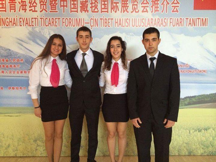 tuskon türkiye-çin ticaret forumu 2014
