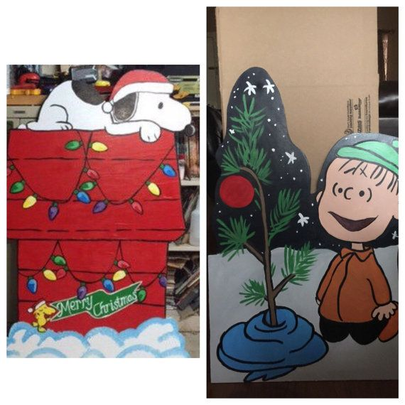 Charlie Brown Christmas Snoopy Christmas Charlie by CreativChick