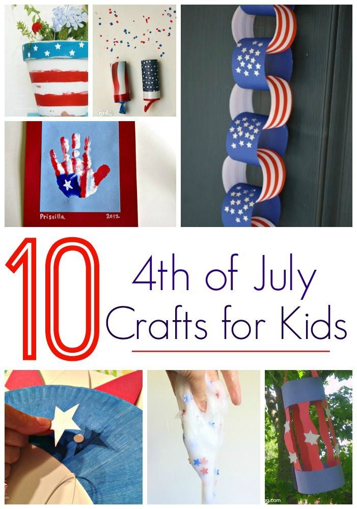 10 4th of july crafts for kids diy activities and party for 4th of july celebration ideas