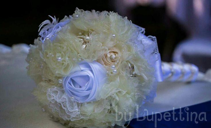 Wedding bouquet by Lupettina