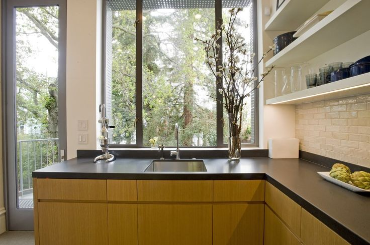 Kitchen Countertops Cost Traditional with Bridge Faucet Stainless Steel Tea Kettles
