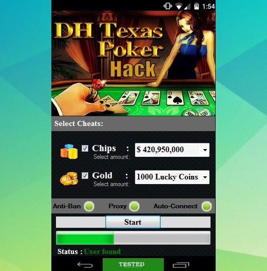 DH TEXAS POKER HACK APK FREE CHIPS   Poker i 2019   Poker