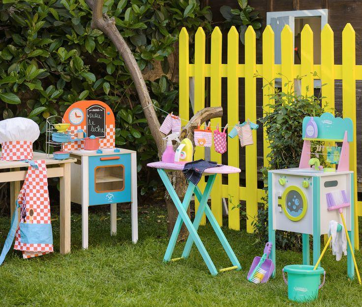 En Casaideas tenemos todo para que los niños jueguen al aire libre.