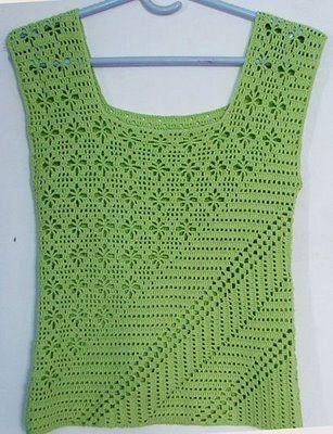 Вязание крючком: схемы вязание