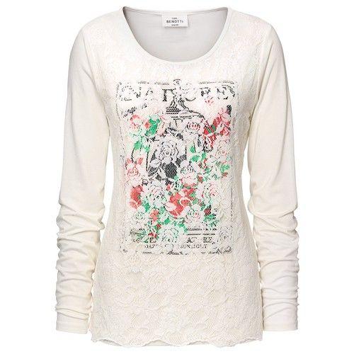 Damen-Langarmshirt von Gina Benotti für Damen bei Ernstings family online kaufen