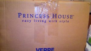 Moving Sale We Have a lot of Princess House Crystal