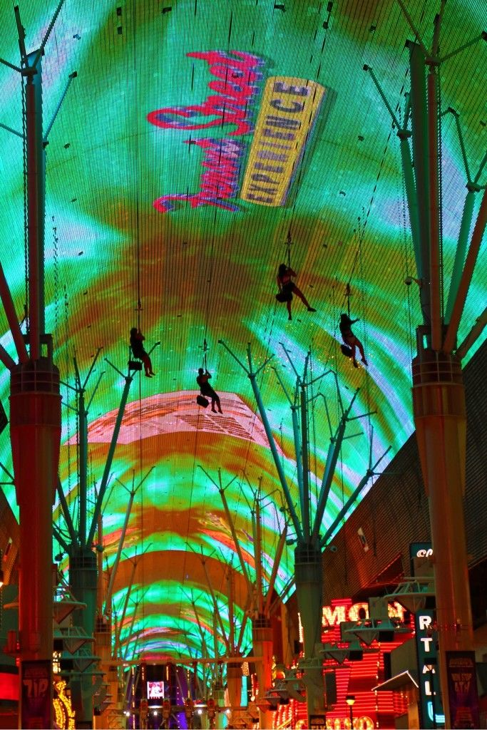 12 REASONS WHY YOU MUST VISIT DOWNTOWN LAS VEGAS & FREEMONT STREET