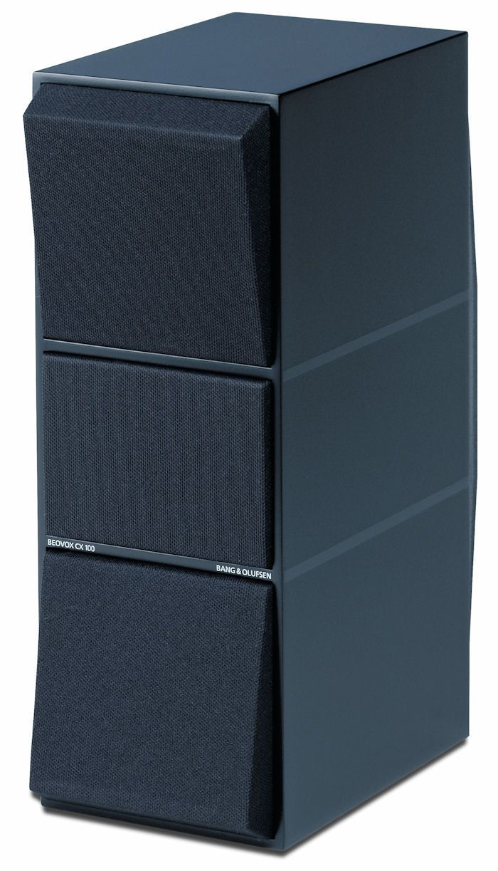 bang olufsen beovox cx100 1985 vintage speakers. Black Bedroom Furniture Sets. Home Design Ideas