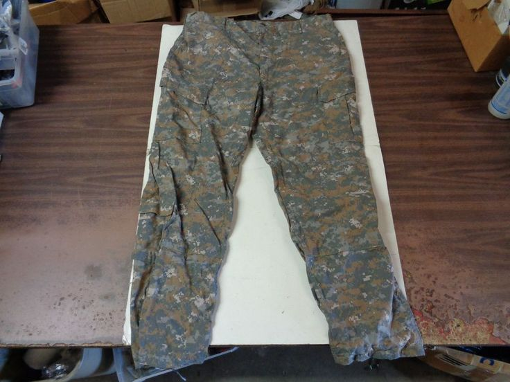 UCP-D Flame Resistant Army Combat Uniform Pant/Trouser. American Apparel, Inc. X-Large Long. NSN# 8415-01-F00-6991. | eBay!