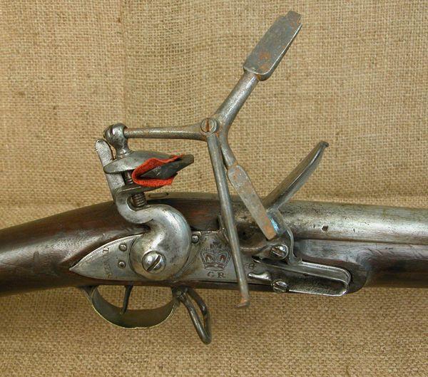 Brown Bess musket tool