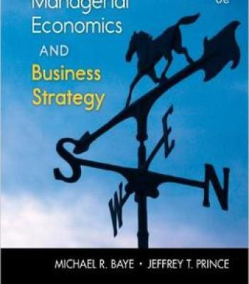 Managerial Economics & Business Strategy (8th Edition) PDF