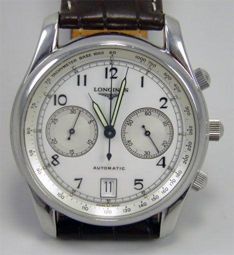 Mens Longines montres
