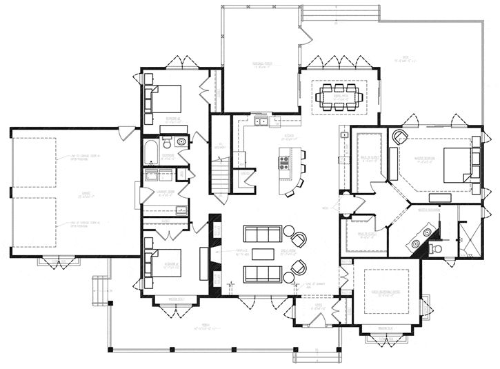 Mansion home plans Estate home floor plans