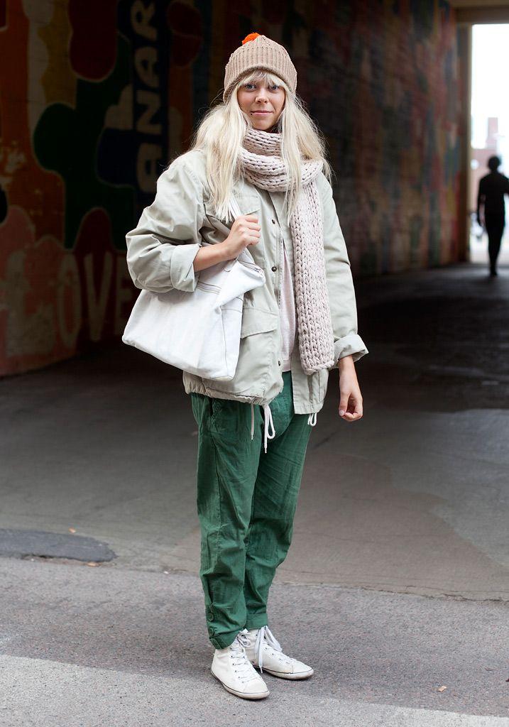 Heli - Hel Looks - Street Style from Helsinki