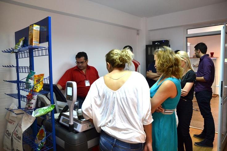 Pe 17 august, participantii la Scoala de Vara Magister au invatat despre integrarea SmartCash RMS cu Payzone, modulul de comenzi automate, noile fise de depozit si modificarile aduse programelor de fidelizare cu discount pe articol. Urmeaza alte 2 workshop-uri gratuite la #scoaladevara Magister vineri, 24 si 31 august, intre orele 10-13, la sediul Magister.   Pana atunci, daca aveti intrebari legate de software pentru retail, va raspundem cu drag pe http://www.smartcash.ro/forums