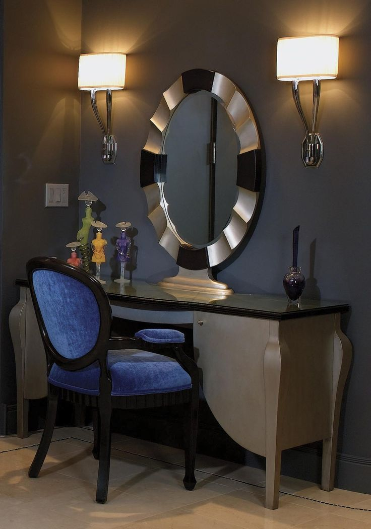 Best 25 contemporary dressing tables ideas on pinterest for Modern make up table